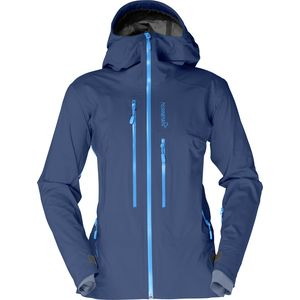 Lyngen Driflex3 Jacket - Women's Ocean Swell, M - Good