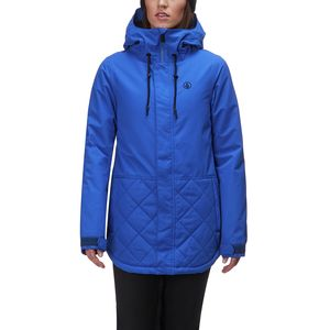 Winrose Insulated Jacket - Women's Electric Blue, L - Good