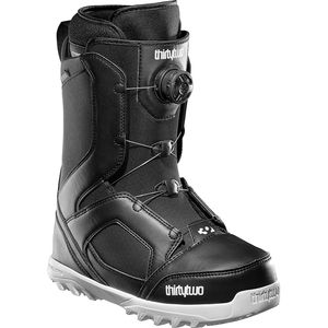 STW BOA Snowboard Boot - Men's Black, 12.0 - Excellent