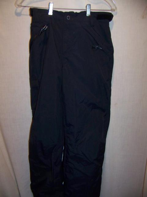Obermeyer Insulated Snow Ski Snowboard Pants, Youth 10-12