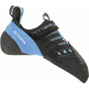 Instinct VSR Climbing Shoe Black/Azure, 36.5 - Good