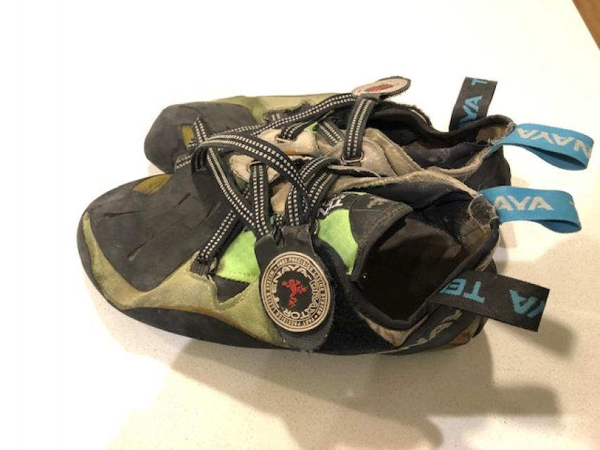 Tenaya Mundaka Climbing Shoes - US M 8.5 - EU 41 1/3