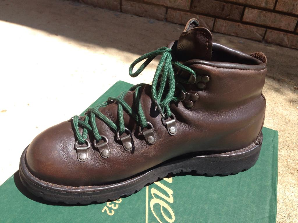 mountain ii hiking boots vtg danner cln pagli ebay of us on collection light d s the lighting size world