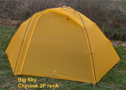 Photograph of & Big Sky - Big Sky Chinook 2P Tent