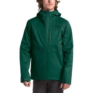 Arrowood Triclimate 3-in-1 Jacket - Men's Night Green, L - Excellent