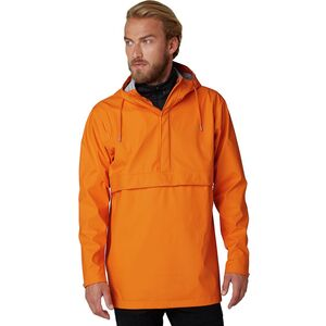 Moss Anorak Jacket - Men's Blaze Orange, L - Fair