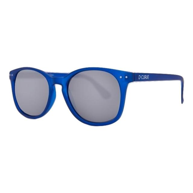 DCURVE Crown Matte Crystal Dark Blue Sunglasses