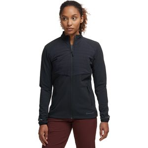 Wasatch Crest Hybrid Jacket - Women's Black, S - Fair