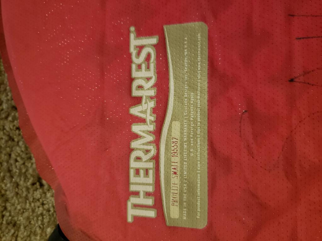 Therm-A-Rest Prolite Sleeping Pad Small