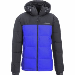 Pike Lake Hooded Jacket - Men's Azul/Black, L - Good