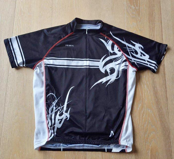 Men's Primal Cycling Jersey - Large