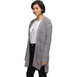 Wrap Me Up Sweater Cardigan - Women's Grey, XS/S - Good