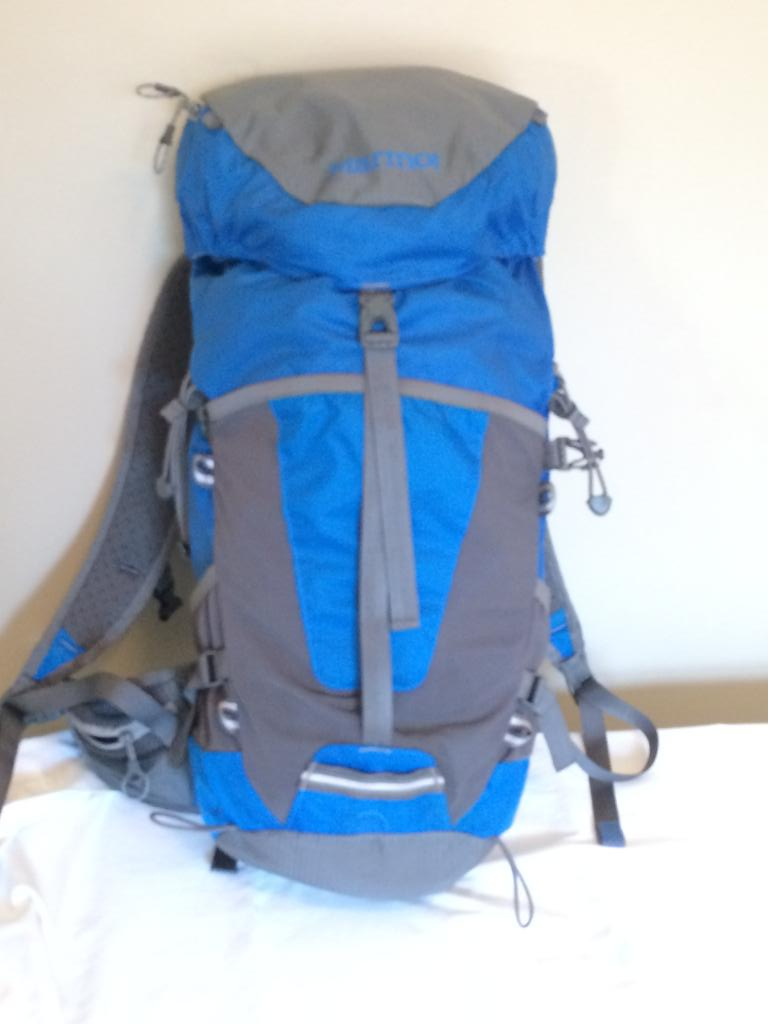 Marmot Kompressor Summit Pack- Excellent Condition