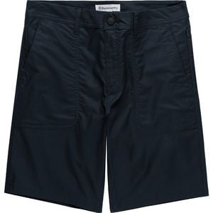 Stretch Cargo Short - Men's Midnight, 32 - Excellent