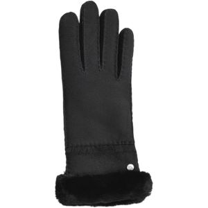 Seamed Tech Glove - Women's Black, S - Excellent