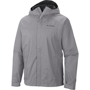 Watertight II Jacket - Men's Columbia Grey, L - Excellent