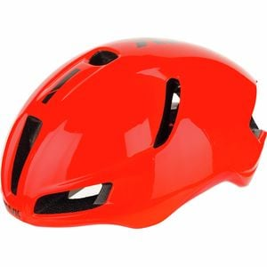 Utopia Helmet Orange Fluo/Black, L - Excellent