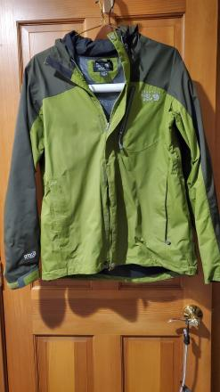 Rain jacket by Mountain Hardwear