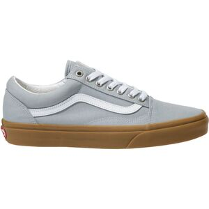 Old Skool Shoe (Gum) High Rise/True White, Mens 9.0/Womens 10.5 - Excellent