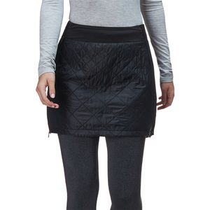 Menali Quilted Skirt - Women's Black, S - Excellent