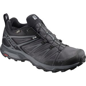 X Ultra 3 GTX Hiking Shoe - Men's Black/Magnet/Quiet Shade, US 12.0/UK 11.5 - Good