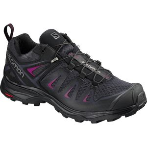 X Ultra 3 Hiking Shoe - Women's Graphite/Black/Citronelle,US 7.5/UK 6.0 - Excellent