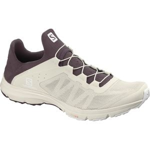 Amphib Bold Shoe - Women's Vanilla Ice/Winetasting/White, US 9.0/UK 7.5 - Excellent