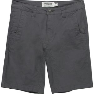 All Mountain Slim Fit Short - Men's Gunmetal, 33x8 - Excellent