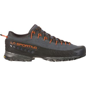 TX4 Approach Shoe - Men's Carbon/Flame, 46.5 - Excellent