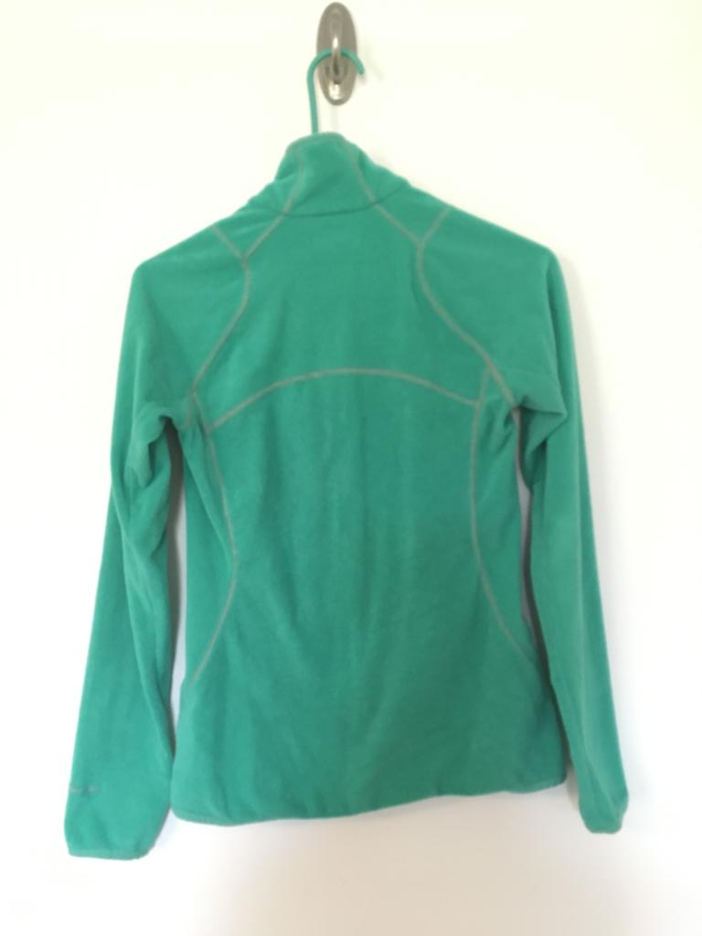 Women's Columbia lightweight fleece jacket size XS