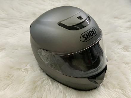 Large Almost NEW SHOEI Helmet