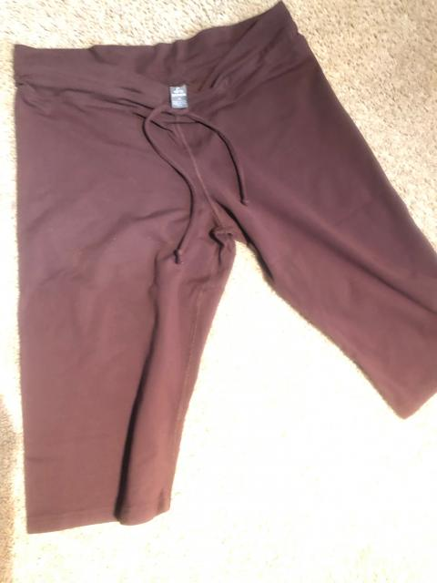 Prana Women's size medium brown capris