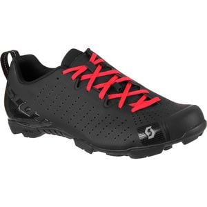 MTB RC Lace Cycling Shoe - Men's Matte Black/Gloss Black, 44.0 - Good