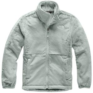 Osolita Fleece Jacket - Girls' Meld Grey,L - Good