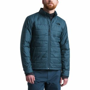 Bombay Insulated Jacket - Men's Blue Wing Teal, M - Good