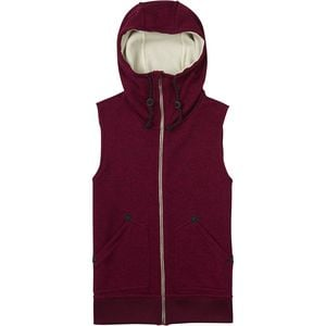 Starr Vest - Women's Sangria Heather, M - Like New