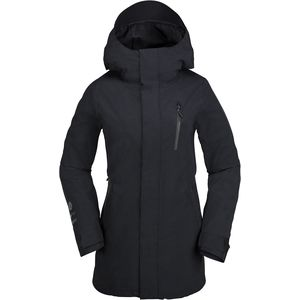 Gore-Tex Hooded Jacket - Women's Black, S - Excellent