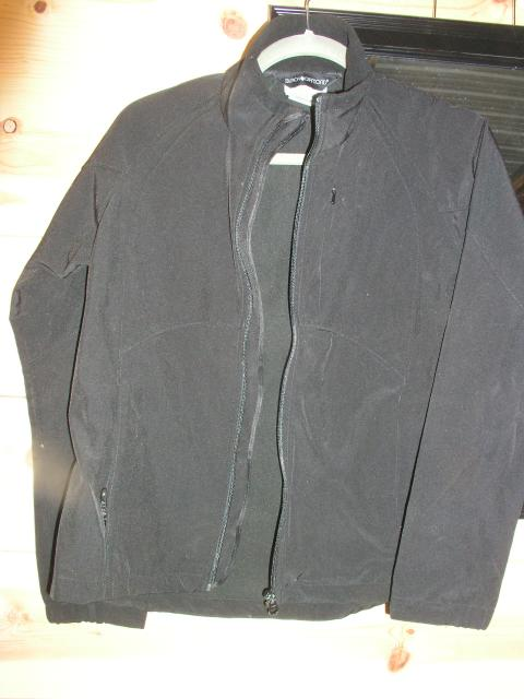Black Diamond Jacket Size Small