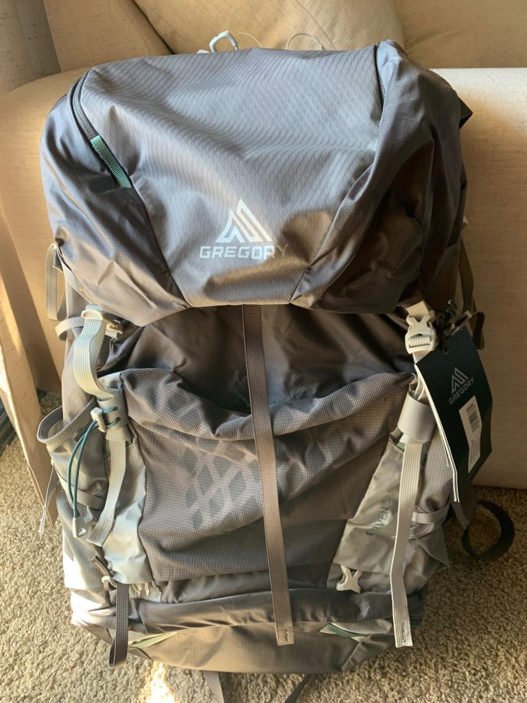 Gregory Maven 55L Backpack with Day Pack