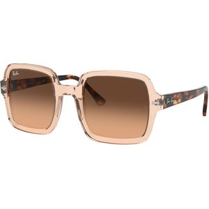 Rb2188 Sunglasses Transparent Light Brown/Light Brown Gradient Black, One Size - Good