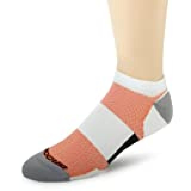 Brooks Infiniti Low Qtr Sock - LG -New
