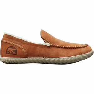 Dude Moc Slipper - Men's Elk, 14.0 - Good