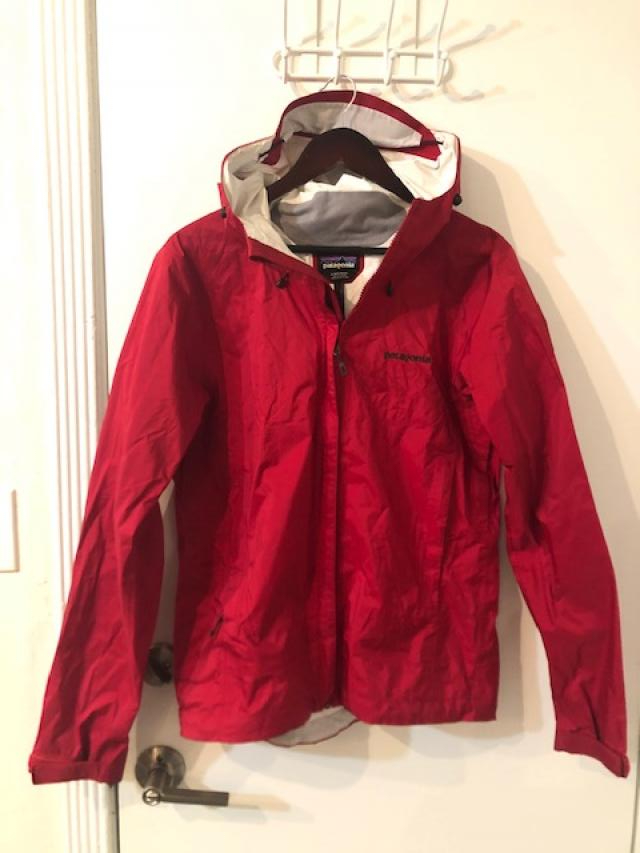 Patagonia Shell/Windbreaker Size Small