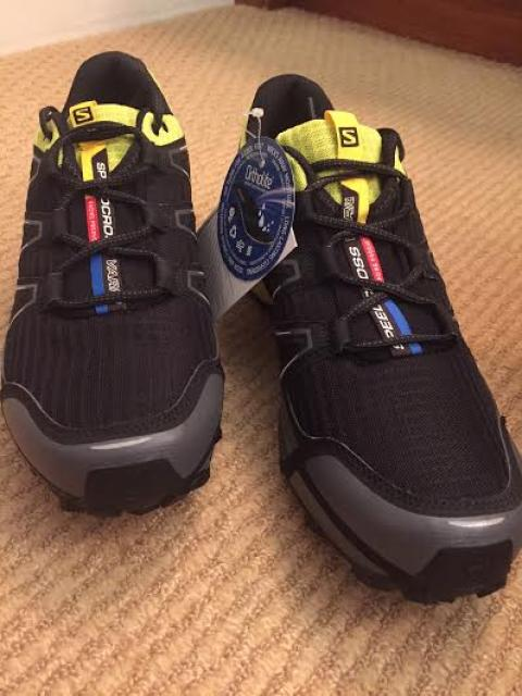 Salomon Speedcross Vario (Men's 12.5)