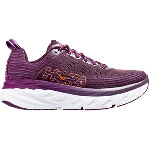 Bondi 6 Running Shoe - Women's Arctic Dusk/Grape Juice, 9.0 - Excellent