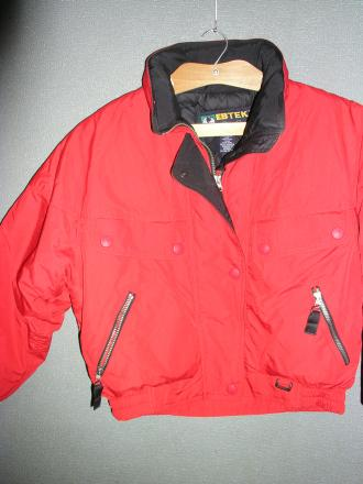Eddie Bauer  Down filled  Jacket SZ Medium