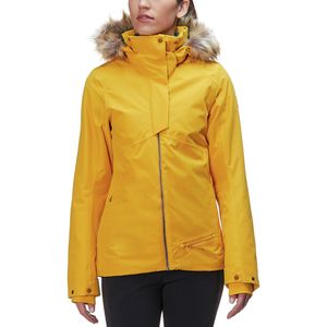 The Rocks 2.0 Jacket - Women's Dandelion,S - Good
