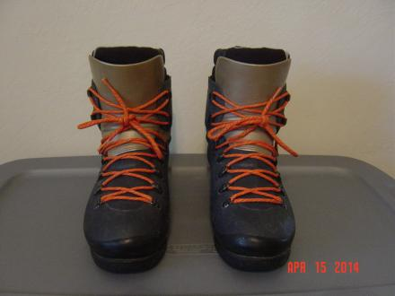 Scarpa Alpha Mountaineering Boots