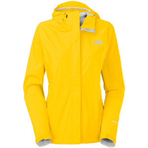 The North Face - Venture Jacket - Women's Dandelion Yel