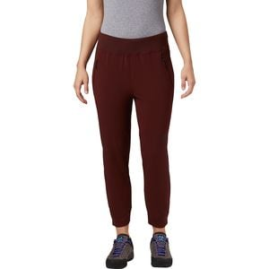 Chockstone Pull-On Pant - Women's Dark Umber, M/Reg - Excellent